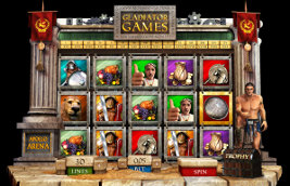 Play casino games such as Gladiator Games at WinADayCasino.eu!