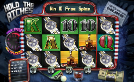 Play no download slot machine games such as Hold The Riches at WinADayCasino.eu!