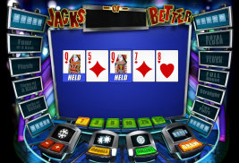Test your skills by playing Jacks or Better Video Poker and other casino games at Win A Day Casino!
