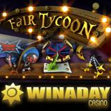 Play casino games at Win A Day!