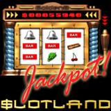 Play online slots at Slotland.com and try for the jackpot!