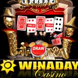 Win big playing video poker at WinADayCasino.eu online casino right now!