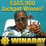 Play casino games at Win A Day Casino