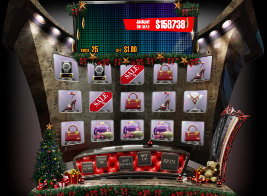 Play no download slot machine games such as The Reel De Luxe at WinADayCasino.eu!