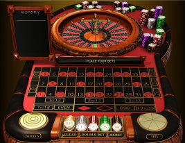 Play Roulette 5 and other casino games at Win A Day Casino!