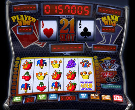 Play no download casino games such as Slot 21 at WinADayCasino.eu!