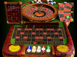 Play casino games such as La Roulette at WinADayCasino.eu!