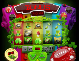 Play casino games such as Leprechaun Luck at WinADayCasino.eu!