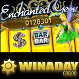 Play no download casino game Enchanted Gems at WinADayCasino.eu!