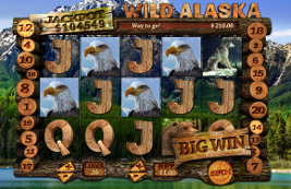 Play casino games such as Wild Alaska at WinADayCasino.eu!